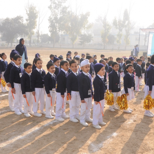 Air Force School, Amritsar Cantt